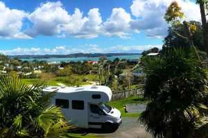Russell TOP 10 - Caravan & Camping Sites